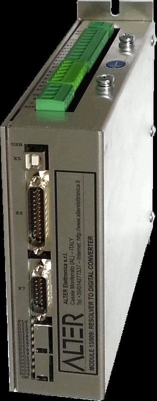 Transducer converter