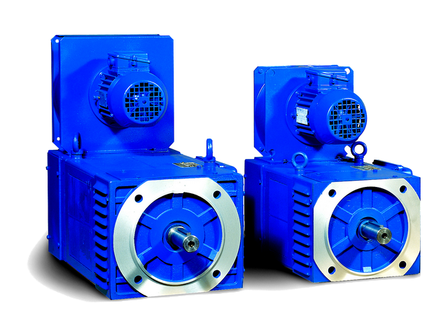 D.c. motors