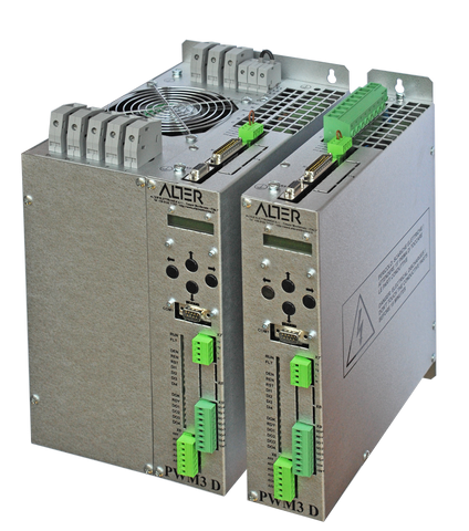 Servoconvertitore digitale PWM3D-001
