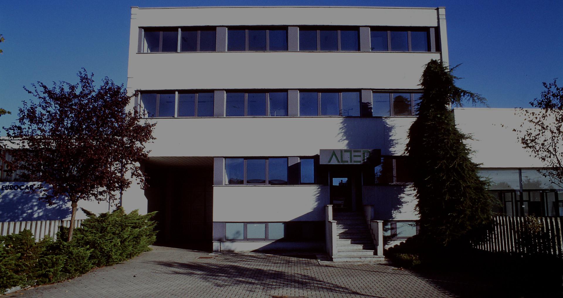 Alter Elettronica office facade
